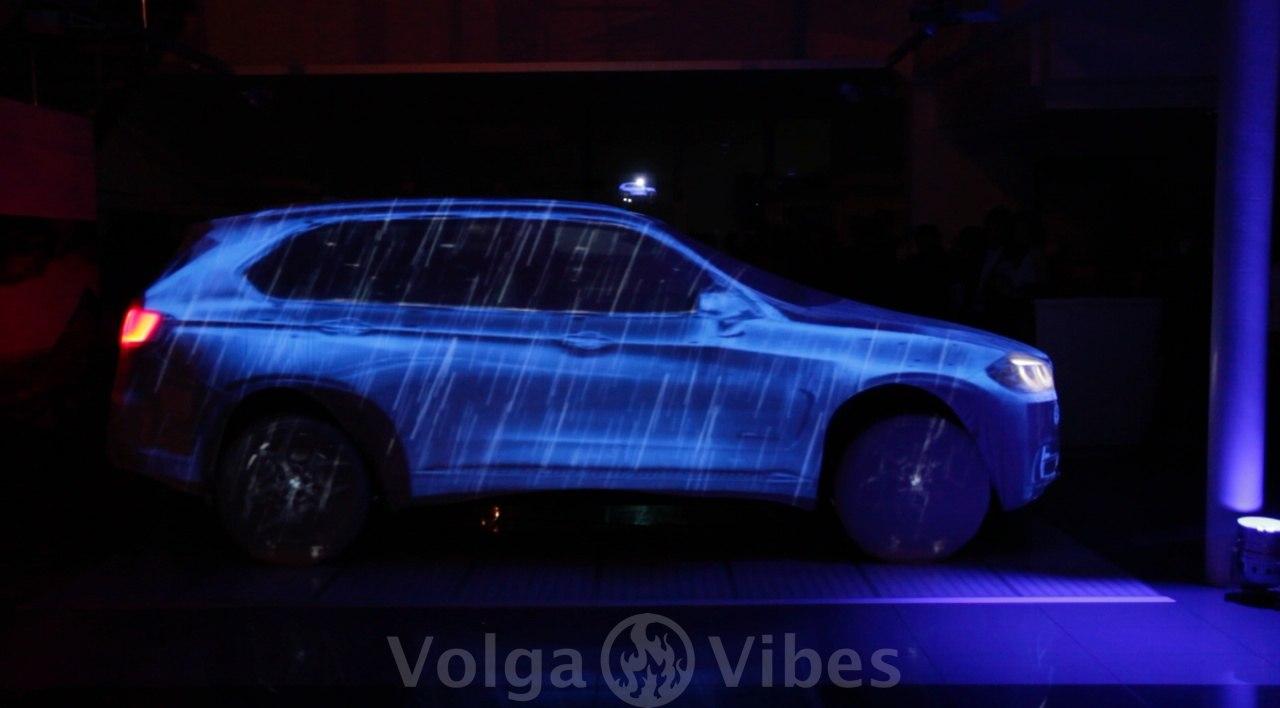 Презентация нового BMW X5 в Саратове, ДЦ «ТолСар», 15 ноября 2013