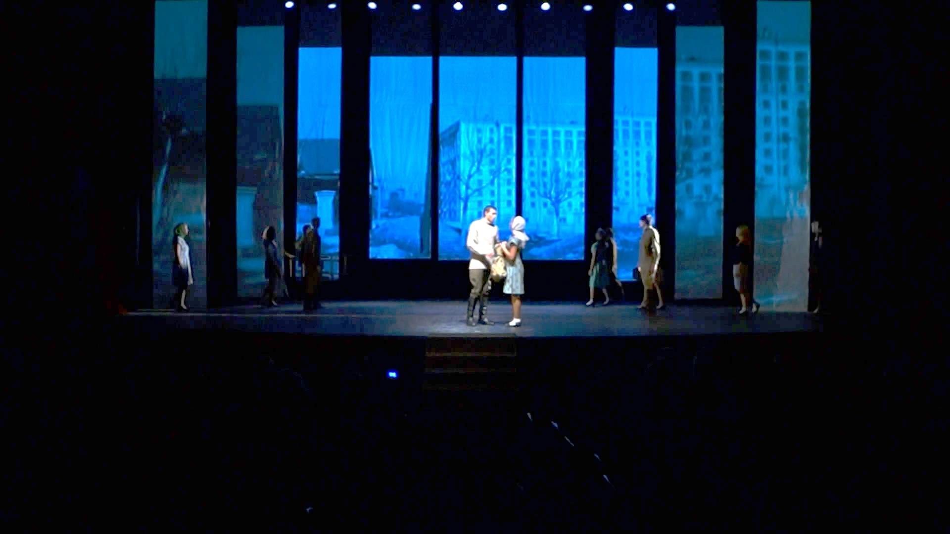 ЮБИЛЕЙ ЗАВОДА «ГАЗАППАРАТ» в Театре Драмы, Саратов