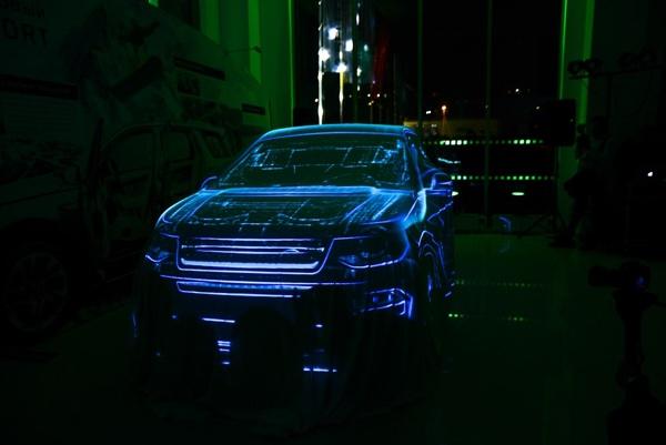 Открытие дилерского центра «Jaguar Land Rover» в Пензе, 12 марта 2015